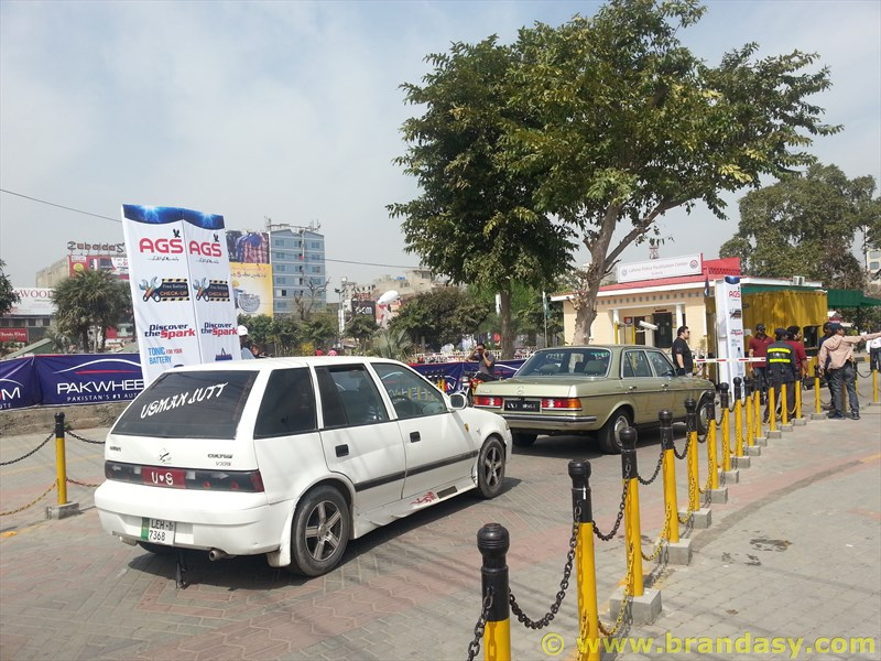 Atlas Battery at Pakwheels Auto Festival Lahore