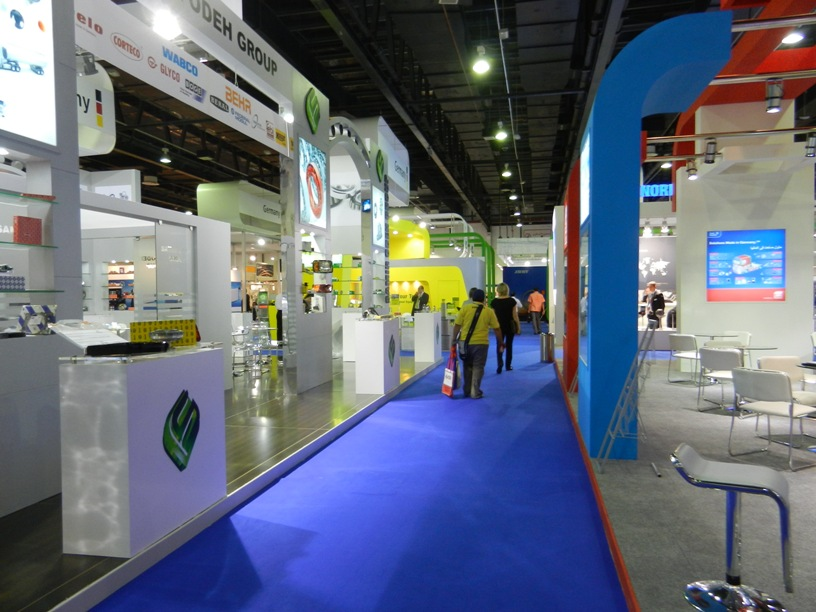 Automechanika Exhibition Middle East