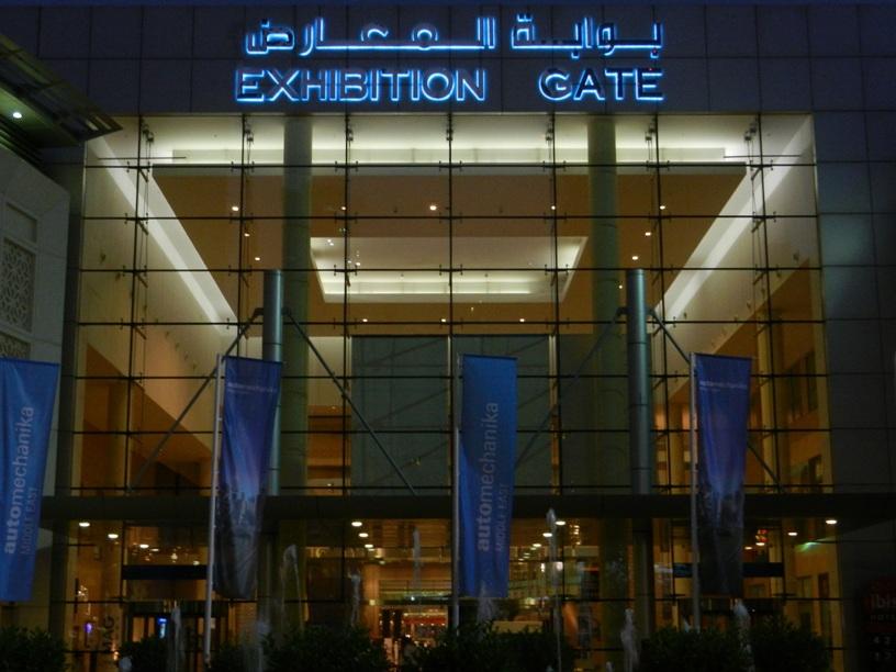 Automechanika Exhibition Middle East