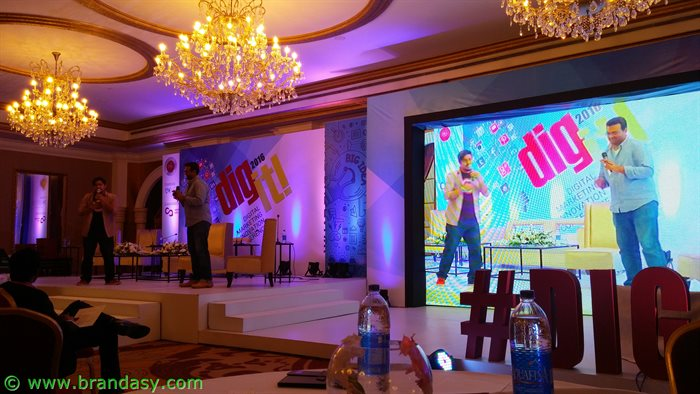 Digit '16 -Stand-up Comedy