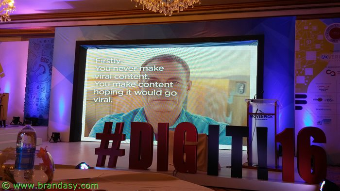 Digit '16 - Science behind viral campaigns