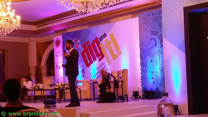 Digit '16 -Fahad Ashraf - Director Marketing, Reckitt Benckiser