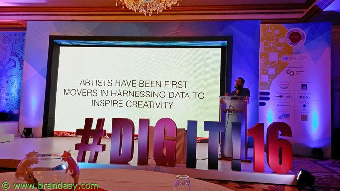 Digit '16 -Oussama Gholmieh