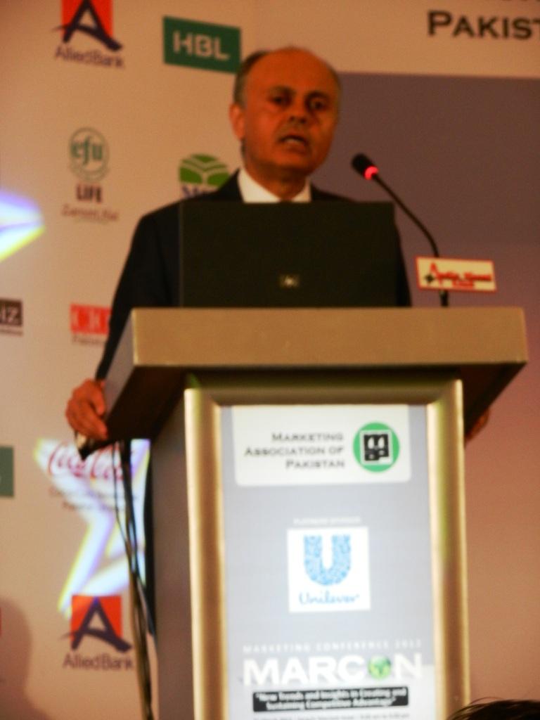 Ehsan Malik- Chairman Unilever