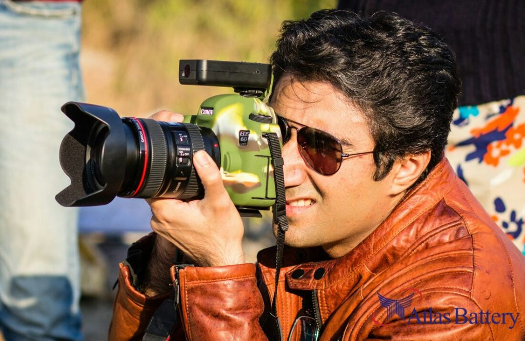 Nazir Sabir Shoot - Sparkistan
