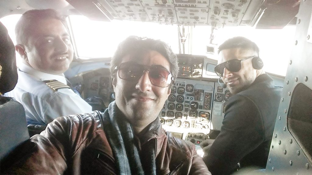 Salehyar Janjua Selfie