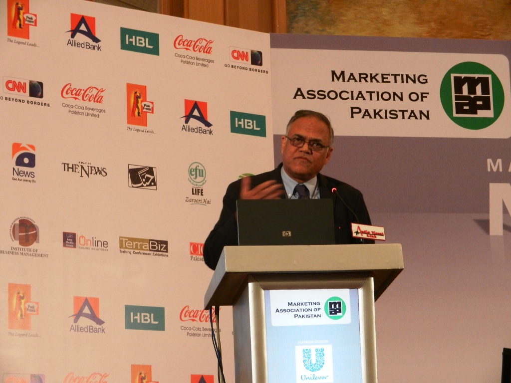 Javed Jabbar - IUCN