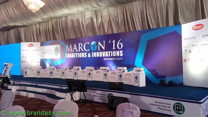 Marcon '16 Pakistan