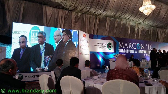 Marcon '16 Karachi Pakistan