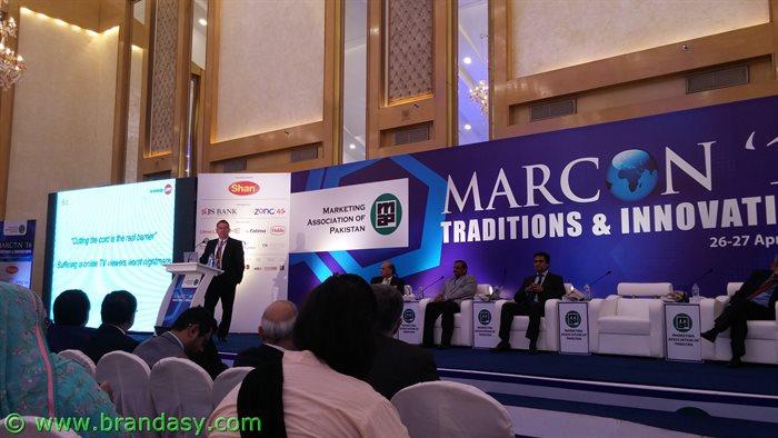 Marcon '16 Ian Majewski, CEO, Orientedge UM