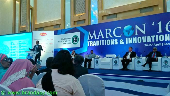 Marcon '16 Irfan Wahab Khan, Deputy CEO & Chief Marketing Officer, Telenor