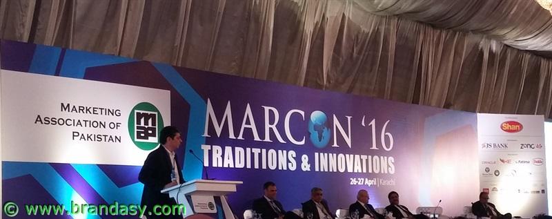 Marcon '16 -Santosh Desai