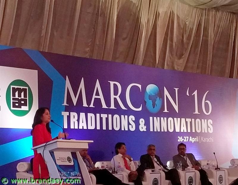 Marcon '16- Maheen Rehman