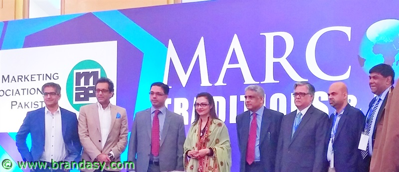 Marcon 2016 -Marvi Memon