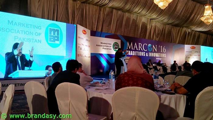 Marcon '16 Masood Hashmi