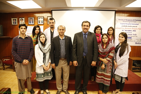 Dr. Naeem Taj & Team -Sparkistan