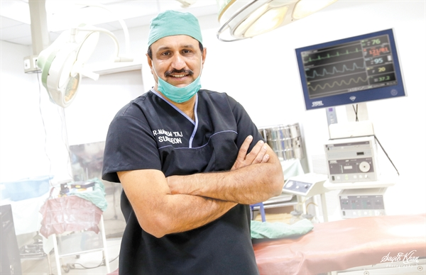 Dr. Naeem Taj -Sparkistan