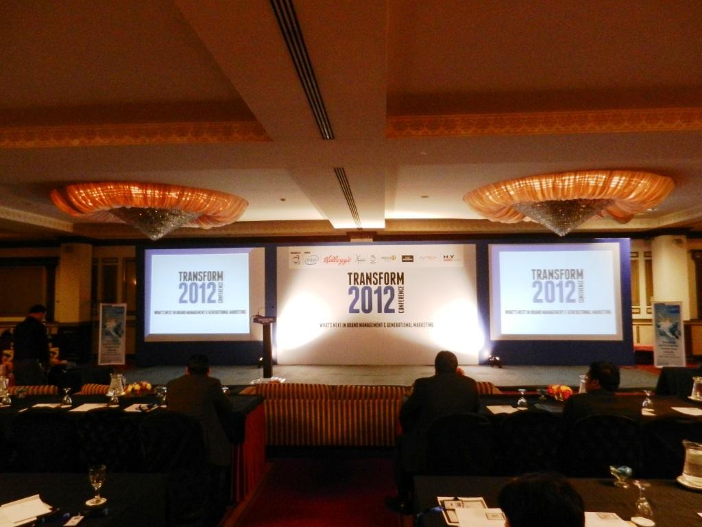 Transform 2012 Marketing Conference