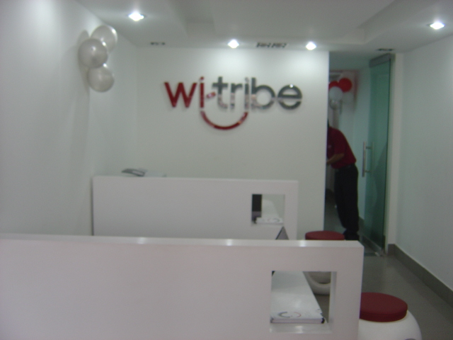 Wi-tribe office space