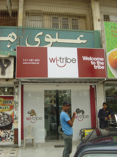 Wi-Tribe WiMax Outlet
