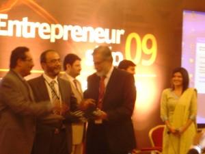 Ibrahim Qasim - Entrepreneurship 09