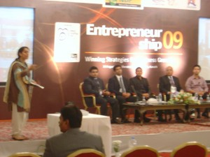 Entrepreneur Panel Discussion