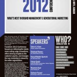 Transform 2012 Conference: What's Next in Brand Management & Generational Marketing